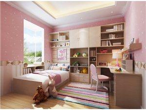 多功能儿童房定制衣柜/书桌/书架