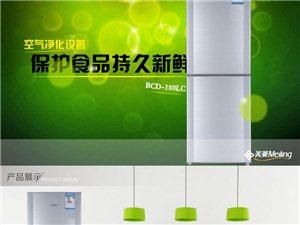 美菱(MeiLing)BCD-180LC180L双门冰