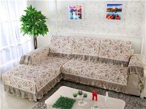 沙发垫星语-咖色