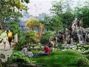 庭院景观样本