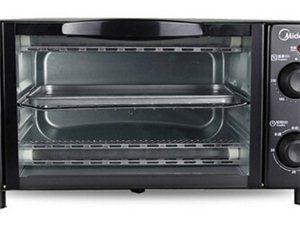 Midea/美的T1-L101B多功能�烤箱家用烘焙烤箱控