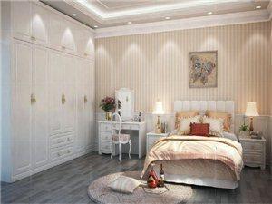 欧式A款卧室-英伦白