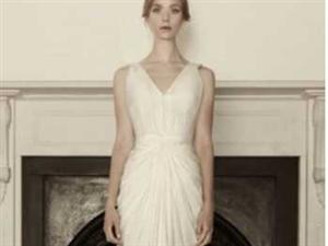 森女系的新娘发型拍摄唯美上海婚纱照
