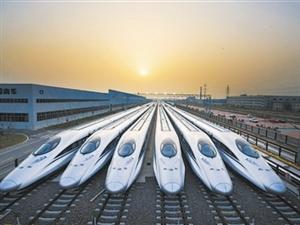 高铁抚州东站发送旅客8000余人次