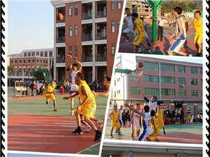 【茶博汇・学府壹号】祝贺十二小晋级2015年中小学教职工篮球