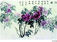 丹青难写是精神青年画家窦鸿山的绘画世界