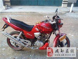 成都长期销售九成新摩托车。