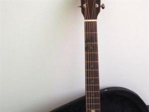 单板民谣吉他急售