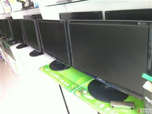 最新到货二手24寸液晶显示器,只剩20台甩卖了!