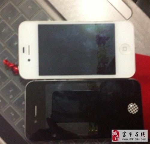 出售99成新iphone4s一台2200