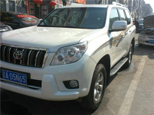 进口丰田普拉多 2010款 2700 2.7 AT 中东版