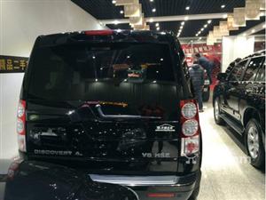 路虎第四代发现 2010款 5.0 V8 HSE 汽油版