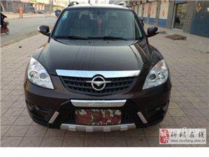 2012年精品一手车海马骑士SUV越野