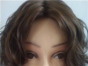青岛丽美发制品厂专业生产各种高中档假发现货批量