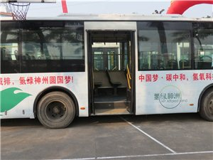 出售二手公交车10台