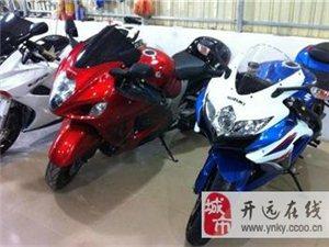 大排量公路赛摩托车出售