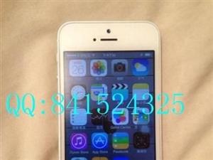 自用白色16G苹果iPhone5 忍痛割爱