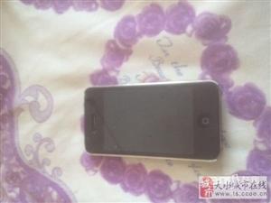 苹果4黑色8G - 1500元