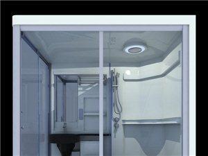整体卫生间生活更方便