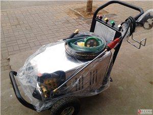 洗大車的首選工具−−超高壓清洗機