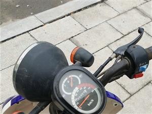 助力摩托车