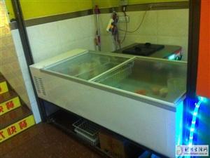 展示柜、保鲜柜、冰柜低价急转