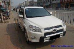 二手轿车丰田RAV42012款出售