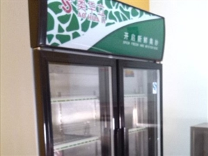对开双门保鲜冰箱-低价转让