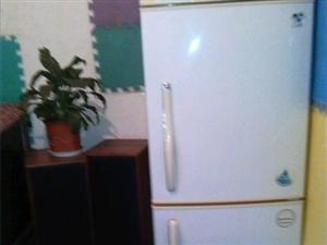 低价转让超大容量冰箱双开门