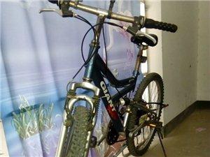 出售二手捷安特山地自行車一輛