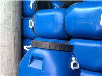 供应各类二手塑料桶,耐酸耐碱化工桶