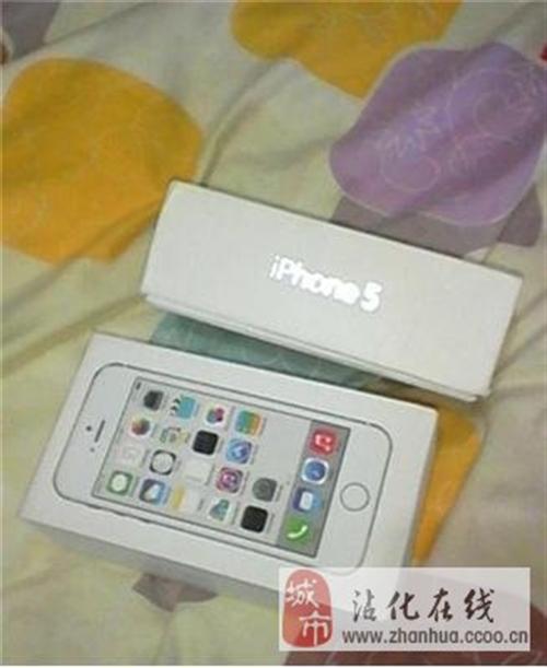 全新未開封蘋果5S出售