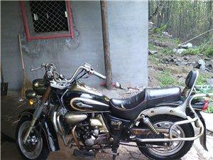 出售8成新太子摩托车一辆,自己用的车有手续