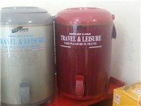 9.9成新奶茶保温桶冰热均保