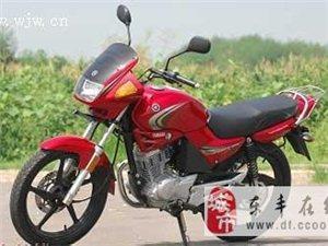 ,本人出售九成新雅马哈125摩托车