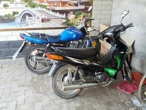 低價出售雅馬哈110F8彎梁車