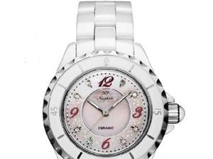 迪拜NP(Newphado)品牌陶瓷腕表(女款)