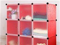 树脂环保无毒自由组合衣柜