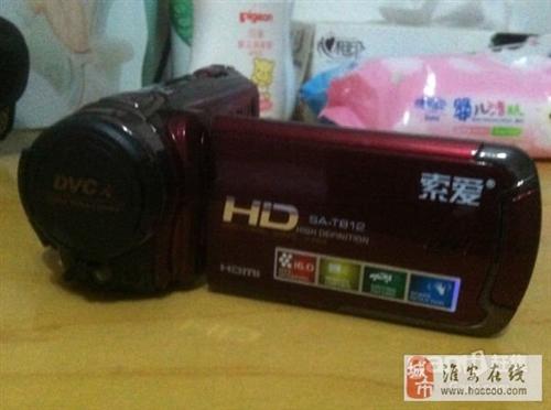 9.5成新的索愛高清數碼攝像機