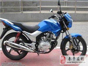 本田小战鹰CBF125蓝色