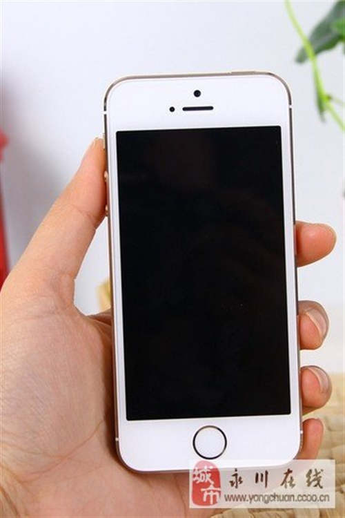 個人蘋果iPhone5S16G1100轉讓