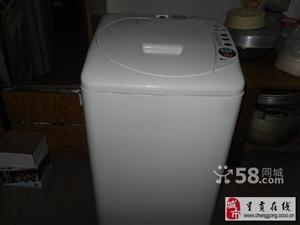 品牌三洋全自动洗衣机转让
