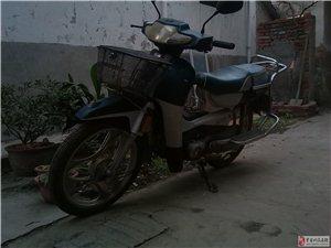 出售二手弯梁力帆摩托车