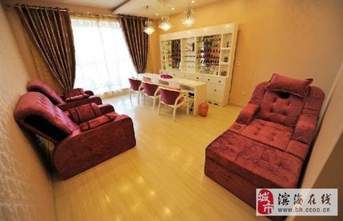 椅子,美甲沙發,靠背全鉆,粉紫色全轉