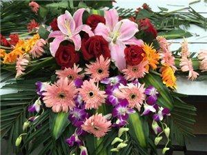 2014開花店來滁州邦元學插花