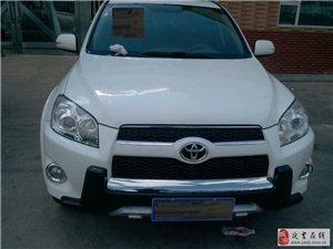 丰田RAV4 2012年车 顶配8气囊 无伤20.5万 急售