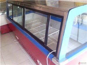 9成新制冷展柜出售