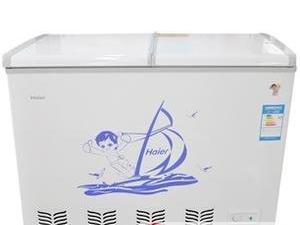 海尔9成新冰柜
