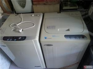 出售小天鹅全自动洗衣机两台4.0公斤,9成新。