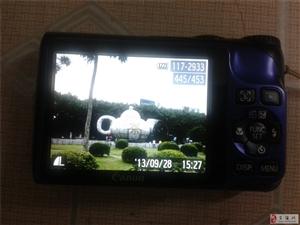 1400W像素佳能数码相机160卖了